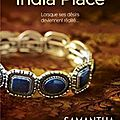 On dublin street tome 4 : india place écrit par samantha young