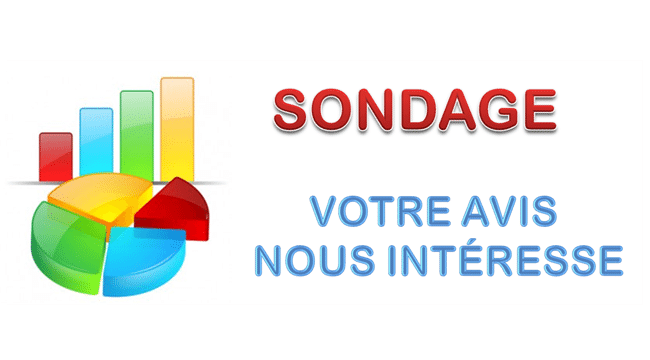 Sondage saison 2018-2019