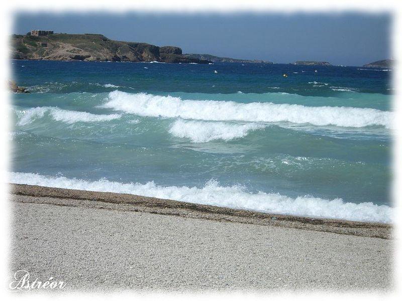 variations de la mer