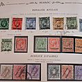 Maroc - bureaux anglais (2/2) - bureaux espagnols (1/2) - (page 374)