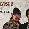 <b>Convention</b> The Apocalypse - Supernatural - 2012