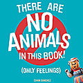 There are no animals in this book