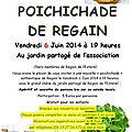 Poichichade 2014 affiche