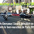 En photos : Le semi-marathon de Paris 2014 de l'Ofrass