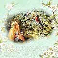 Fleur d' Avril....joli poème
