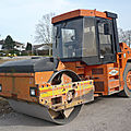 <b>CATERPILLAR</b> CB-535B compacteur mixte
