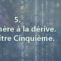 Episode V, Chapitre V.
