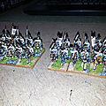 Chassepots, Lorenz, Dreyses et Fusils à Bouchon - 039. Cavalerie autrichienne 1859, partie 1 - les <b>dragons</b>