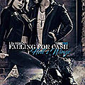 Falling for Cash <b>Hell</b>'s Wings tome 3 de Lily Hana
