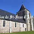 Eglise de saint-jean d'abbetot