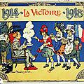 Album de la Victoire, dessins de G. Maréchaux