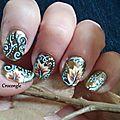 Nail <b>art</b> <b>automne</b>