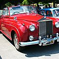 Rolls-royce silver cloud ii drophead coupé (1959-1962)