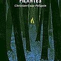 Les ombres filantes de Christian Guay-Poliquin