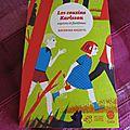 Les cousins karlsson tome 1, espions et fantômes - katarina mazetti