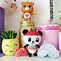 Pandapple Sanrio ~ le <b>panda</b> kawaii au crochet de AmiguruMEI
