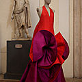 Roberto Capucci at Palazzo Corsini. Photos from fondazionerobertocapucci.com