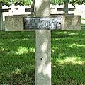 DORON Antoine (Vicq sur Nahon) + 06/08/1917 Sainte Ménéhould (51)