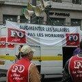 Le 23 octobre 2007, je vote force ouvriere pour les élections profesionnelles au sein de l'hôpital public !