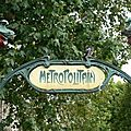 Métropolitain (Large)