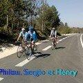 philou sergio et henry