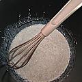 <b>Crème</b> à la vanille au cookeo