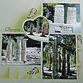 Grèce 2011 - péloponèse - les ruines d'olympie