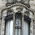 Casa Calvet, Barcelone / Espagne-Catalogne *Lloas