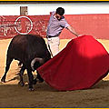 """La peña """"Nuestro Torero <b>Kike</b>"""" vous faire part des dernières actualités de son torero..."""