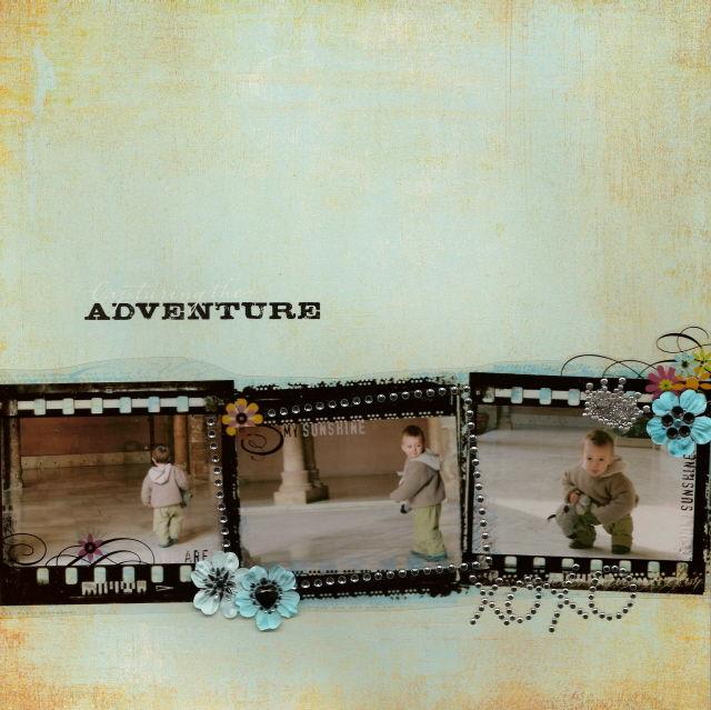 capturing the adventure
