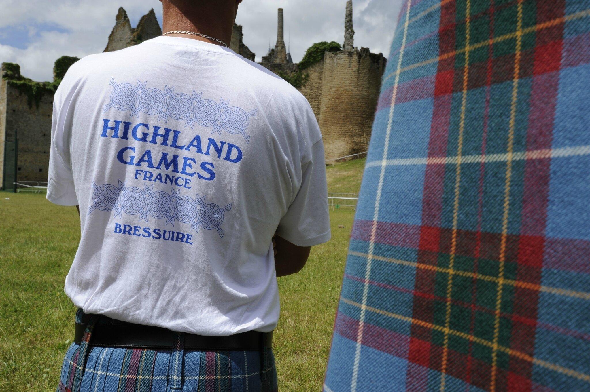 Championnats de la Force : les Highland Games pour les nuls