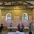 Inauguration de l'exposition de lacaze.