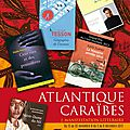 Atlantique <b>Caraïbes</b> invite Léonora Miano