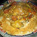 <b>Idee</b> <b>recette</b> couscous poulet