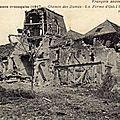 Le 72e ri au chemin des dames. juillet 1917.