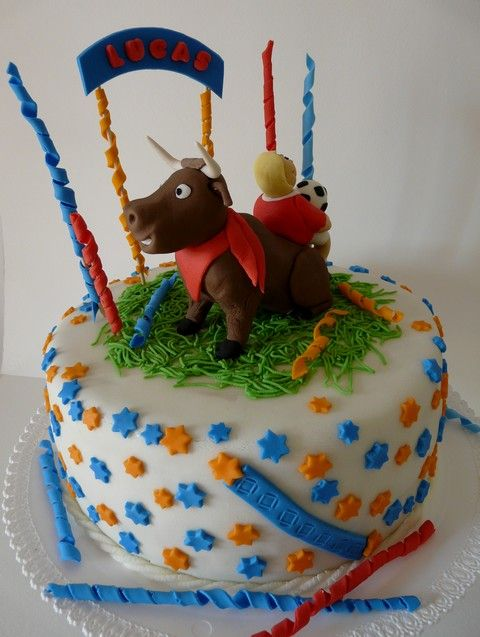 Gâteau anniversaire enfant Nîmes feria