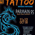 Convention Tattoo Parmain oct 2008
