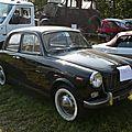 LANCIA Appia 3e série 1960 Lipsheim (1)