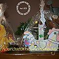 Les petits paquets de pâques 2011