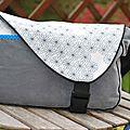 Trousseau de naissance #6 : le sac à langer