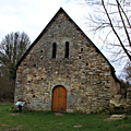 Chevré: la chapelle...