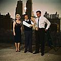 15/05/1960, Gene Kelly sur le tournage de