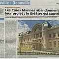 Trouville: victoire provisoire sur les vandales!