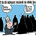 ps hollande humour arabie saoudite