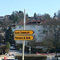 Avenue fontaine-argent...assez bien, peut mieux faire...