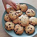 Recette des <b>Cookies</b> express