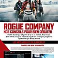 Guide Conseils - Rogue <b>Company</b>