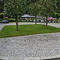 Rond-point à Havstad (Norvège)