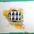 Test pour creavea, papiers paper touch de clairefontaine