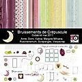 Bruissements de Crépuscule by <b>ACO</b> + add-on